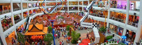 5 Best Shopping Malls In Bangkok